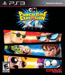 Cartoon Network Punch Time Explosion XL